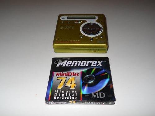 Bestselling Minidisc Players