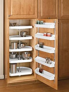 Amazon.com - 20 inch Full Circle Lazy Susan for Pantry Cabinet - 5 ...
