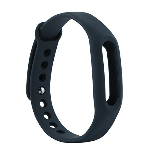 Tkasing Replacement Bands for XiaoMi XiaoMi Band Strap 1 1S Bracelet Replacement Wristband Smart Band Accessories (No Tracker) (12#) (Pokemon Strap)