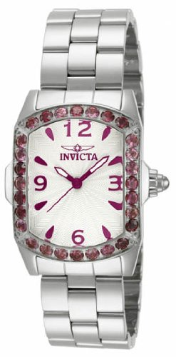 Invicta Lupah Purple Crystal Ladies Watch 14132 [Watch] Invicta