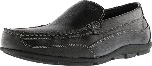 Tommy Hilfiger Mens Dathan-F Ankle-High Loafer Black 9DNZrv