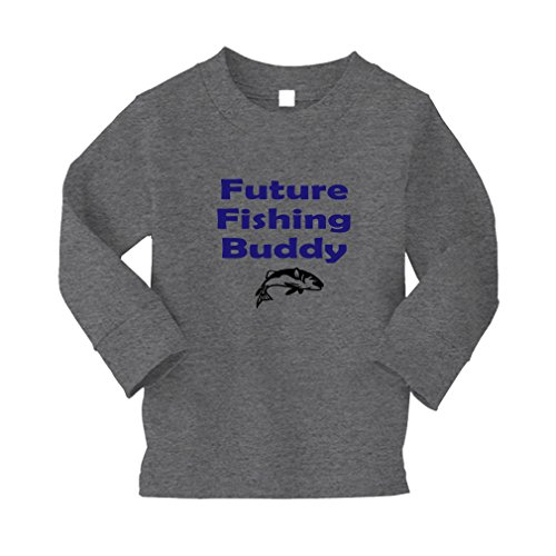 Fishing Buddy Kids T-shirt - 6