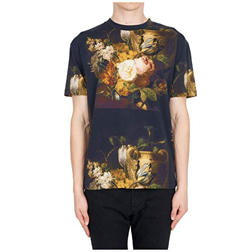 McQ Alexander McQueen Men t-Shirt Dutch Masters Nero S