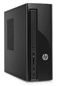 HP Slimline 260-p026 Desktop PC, Intel Core i3, 8GB Memory, 1TB Hard Drive, Windows 10