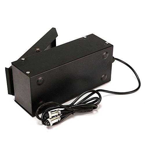 TOSENBA TIG Welder Foot Pedal 2+3 Pin for TIG Welding Machines Power Control Equipment
