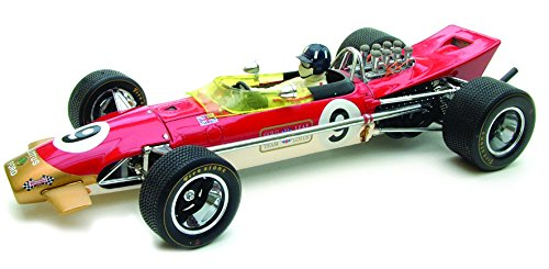Scalextric C3656A Legends Lotus 49 Graham Hill Slot Car (1:32 Scale)