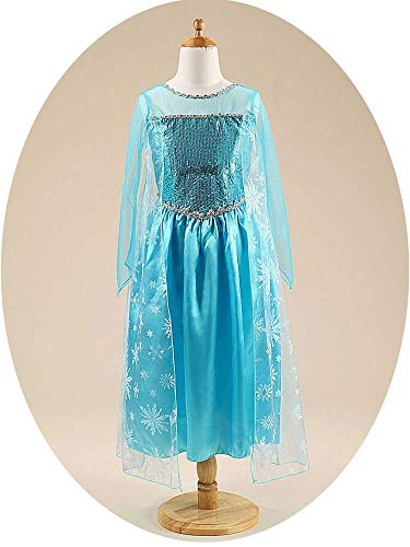 Winter Toddler Baby Girls Christmas Party Lace Dress Cosplay Costume Princess Clothes for Infant Girl Party Wear -