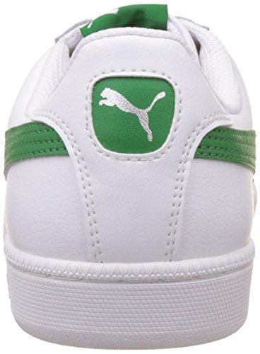 – Puma amazon Adulto Unisex White 22 puma Sneaker Green L Bianco Smash OB4rO