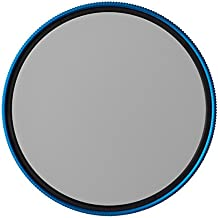 MeFOTO 58mm Wild Blue Yonder Circular Polarizer Filter - Blue (MCP58B)