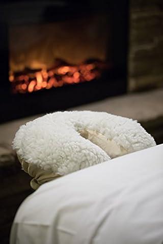 Massage Fleece Headrest Cover, Set of 5 - Fleece Face Cradle Cover