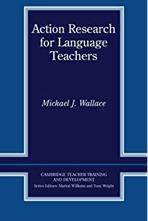 Amazon training foreign language teachers a reflective action research for language teachers cambridge teacher training and development fandeluxe Choice Image