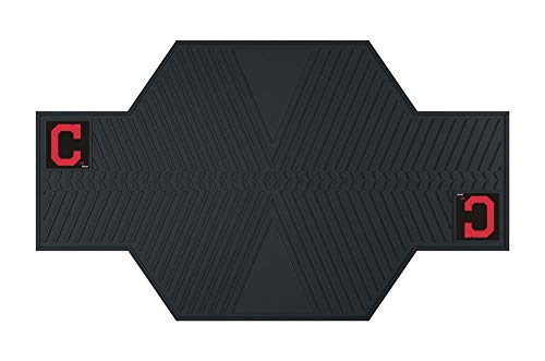 FANMATS 15350 MLB Cleveland Indians Motorcycle Mat