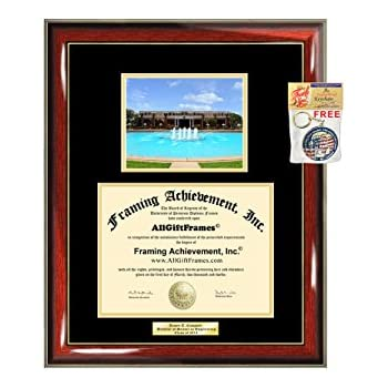 Amazon Com Diploma Frame University Of Florida Uf