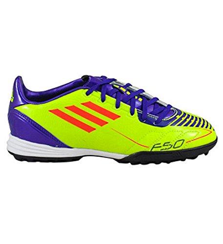Adidas Junior F10 TRX Astro Turf Soccer Boots 6 Import It All