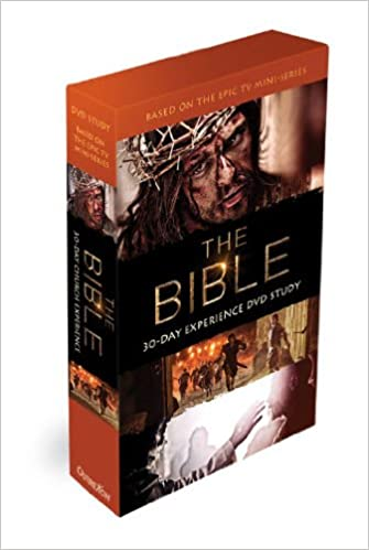 The Bible TV Series 30-Day Experience DVD Study: Based on the Epic