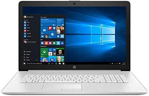 """HP Laptop 17 Newest 2020 Business Laptop Computer I 17.3"""" Full HD IPS I 10th Gen Intel Quad-Core i5-1035G1(>i7-8550U) I 24GB DDR4 1TB SSD I Backlit KB WiFi HDMI Win 10 + Delca 16GB Micro SD Card WeeklyReviewer"""