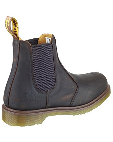 On Size Brown Brown Dr 8 10 Slip Boots Mens Martens 5 Lined Self 9 6 7 aqEFq