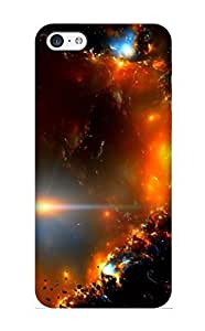 Ellent Design Stars Formation Case Cover For Iphone 5c For New Year's Day's Gift Kimberly Kurzendoerfer