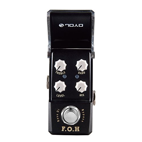 Joyo JF-331 F.O.H. Bass DI/EQ Pedal by Joyo Audio