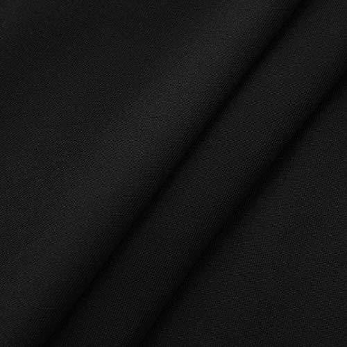 Printemps Asymétriques Tops Blouse Blouses Longue Automne Casual Schwarz Manches lannister Blouse Rondes Femmes Fille Pure Couleur Shirts Qk Robe Irrégulier Vintage Cou T q8H4RE1xx
