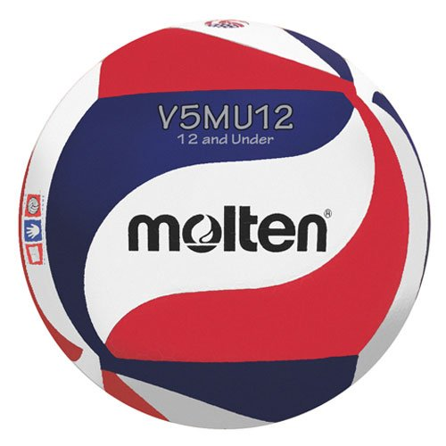 Molten Lite Volleyball - Molten V5MU12 - Premium Light Youth Volleybal (12 years old and under)