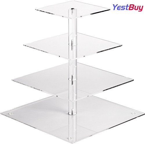 acrylic plate display stand - 8