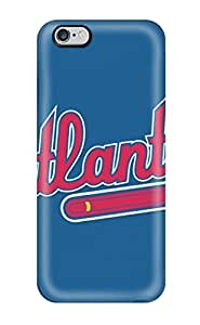 Hot atlanta braves MLB Sports & Colleges best iPhone 6 Plus cases 2458845K457529805