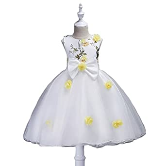 5909446227e8 A P Boutique Baby Girl Frock Party Dresses Birthday Outfits Dress Girls  Western Wear