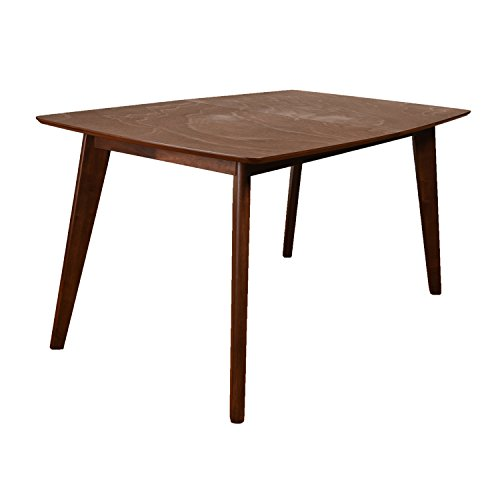 Midtown Concept Marco Mid-Century Rectangular Extendable Table, Cocoa ()
