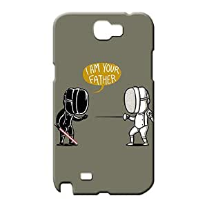 samsung note 2 Extreme Premium skin mobile phone carrying skins fencing star wars