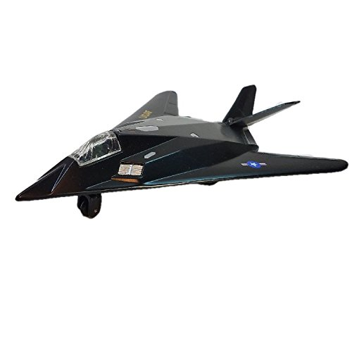 Daron Lockheed USAF F-117 Nighthawk Stealth Airplane 8.5