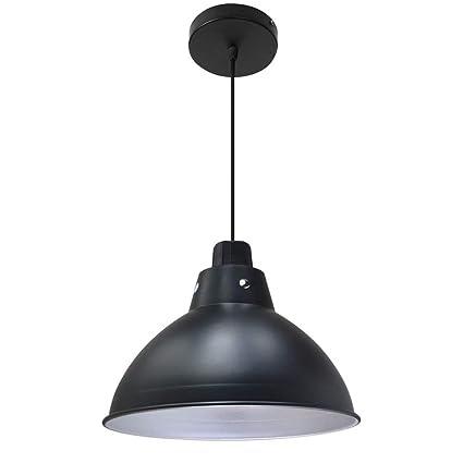 Lámpara colgante de estilo industrial retro Lámpara colgante ...