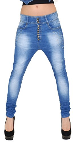 Jean baggy Boyfriend J15 Jean J16 jean femmes Jean femme jean bleu Femme pantalons femmes PBIFB4wq