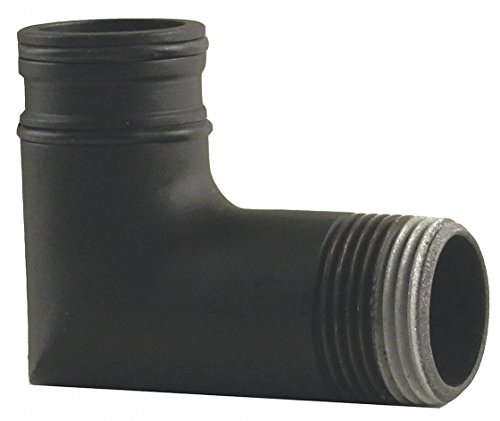 Mounting Tube and Base,Black,Dia 20mm by Eaton