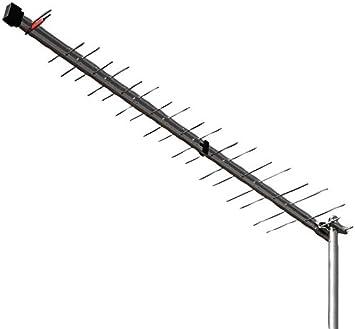 Antena 36 elemento Log, tipo F, grupo T//antena 36 elemento ...