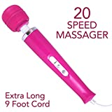Massage Wand 20 Function Body Massager for Sore Muscles Therapeutic Handheld Device