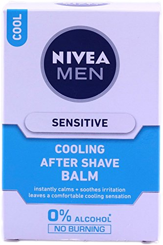NIVEA MEN Sensitive Cooling After Shave Balm 100ml - Styledivahub® (Ship from India)