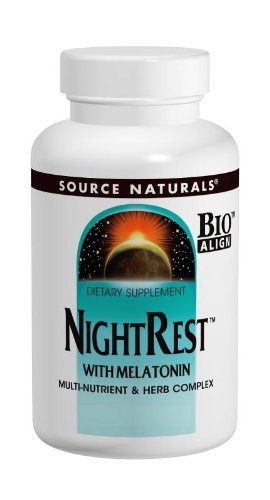 Source Naturals NightRest, 100 Tablets