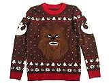 Star Wars Chewbacca Ugly Christmas Sweater 6yr