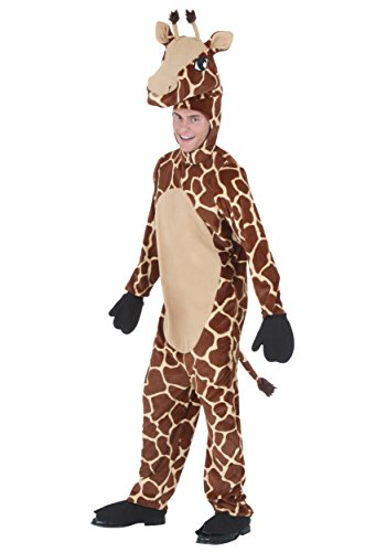 Adult Jolly Giraffe Costume Large