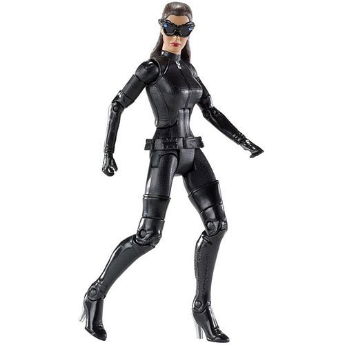 Batman The Dark Knight Rises Movie Masters Action Figure - Catwoman
