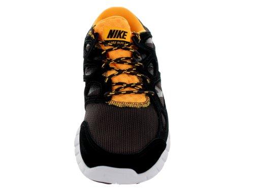 Nike Herren Free Run 2 Schuhe Schwarz / Laser Orange / Madeira / Schwarz