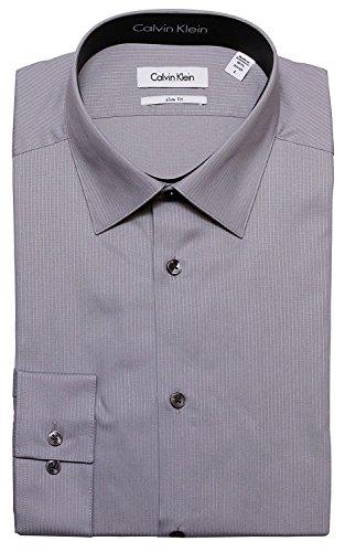 calvin klein 100 cotton dress shirt - 6