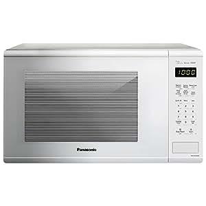 Amazon.com: Panasonic NN-SU656W Countertop Microwave Oven