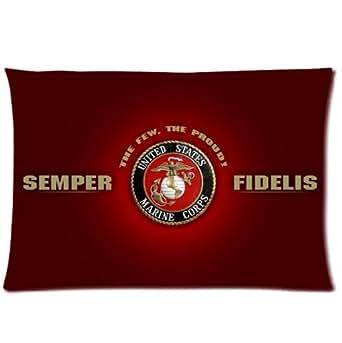 Amazon Com Personalized Cool United States Marine Corps
