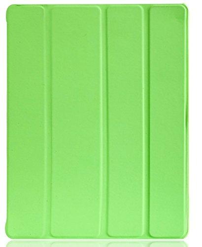 1617 opinioni per JETech® Gold Custodia Slim-Fit Folio Smart Cover con retro per Apple Nuovo iPad