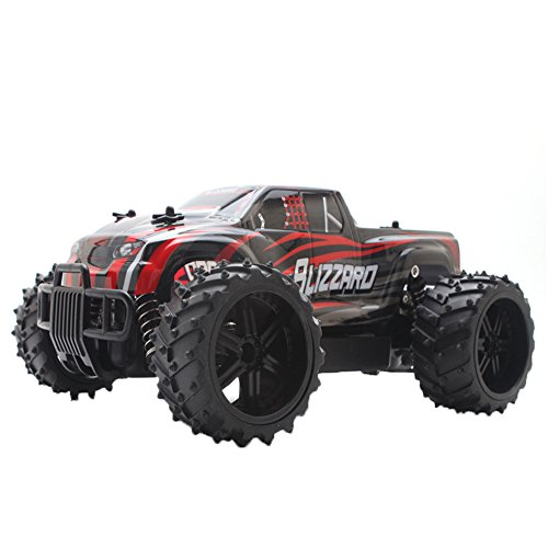 1:16 High Speed 4WD Remote Radio RC Racing Control Car Off Road Model Toys Gifts - (4wd Starter)