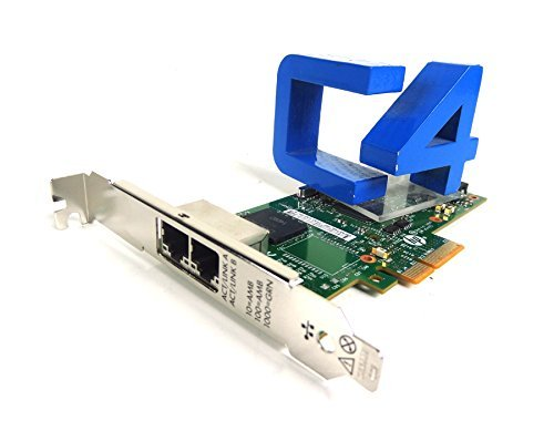 HP Ethernet 1Gb 2-Port 361T Adapter (652497-B21) -