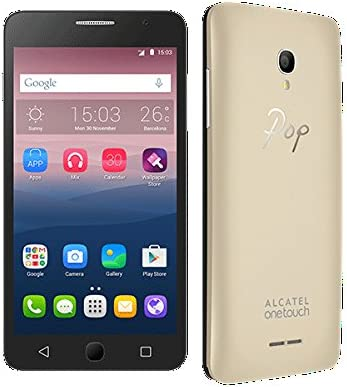 Alcatel Onetouch Pop Star - Dual Sim,Smartphone de 5