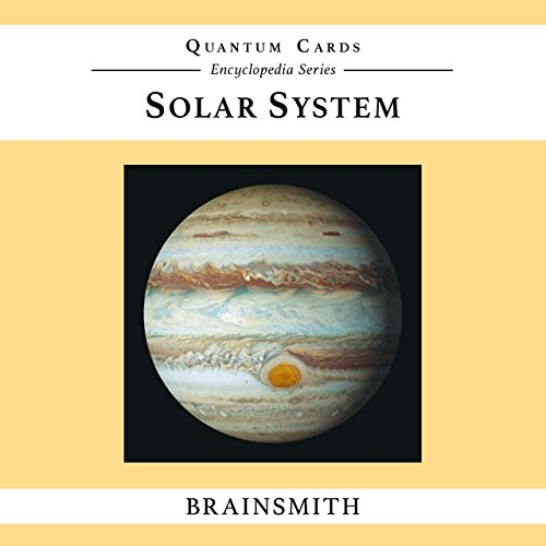 ards – Solar System– Encyclopaedic Flashcards – Early Learning – Sensory Development - Birthday Gift (For children from 8 months and above – Brain Development) (Flash Learning System)
